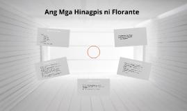 Copy of Ang Mga Hinagpis ni Florante