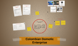 Colombian Domotic Enterprise