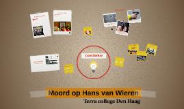 Moord op Hans van Wieren