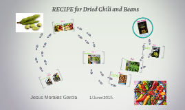 RECIPE for Dried Chili and Beans