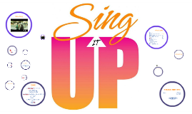 Copy of Sing it up