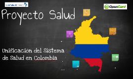 Unificación del Sistema de Salud en Colombia