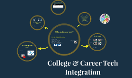 Copy of College & Career Tech Integration