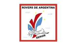 Metodología en Rama Rover (Scouts de Argentina)