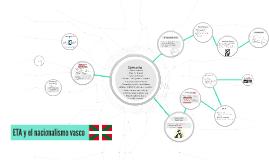 Eta y el nacionalismo vasco