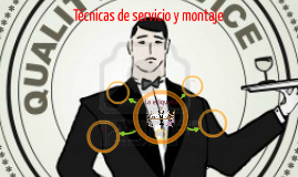 Técnicas de servicio y montaje
