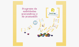 Actividades preventivas - 2012/10
