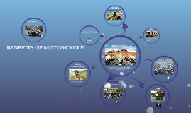 Copy of BENEFITS OF MOTORCYCLE
