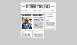 OPTOMETRY WORLDWIDE