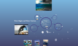 Water Rights and Tourism: Cruise Tourism