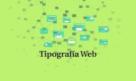 Tipografía Web