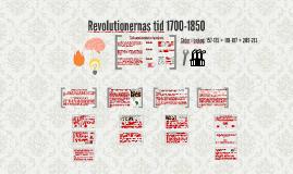 Revolutionernas tid 1750-1890