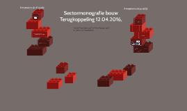 Sectormonografie bouw