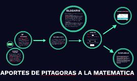 Copy of APORTES DE PITAGORAS