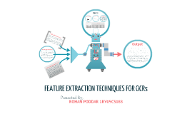 Copy of Feature Extraction Techniques for OCRs