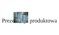 Prezentacja produktowa