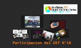 FERIA NACIOANL DE CIENCIAS, ARTE Y TECNOLOGÍA 2013