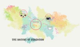 the nature of sensation