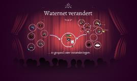 Waternet verandert
