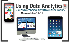 Using Analytics to Understand Your Audience, Drive Student Media Decisions: GSPA 2018