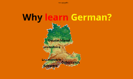 Copy of Why learn german? KS2