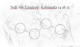 Noli Me Tangere: Kabanata 14 at 15