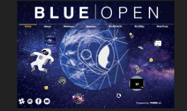 Blue|Open Welcome
