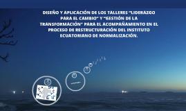 Copy of Tesis psicología laboral y organizacional