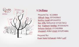 Copy of A Delima