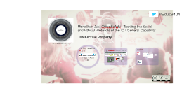 EDUC9404 - Intellectual Property