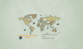 Newcomers: From Nomads to Settlers