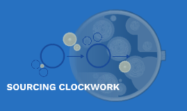 How to make your sourcing experience like CLOCK WORK