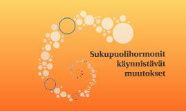 Sukupuolihormonit