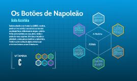 Os Botões de Napoleão: Ácido Ascórbico