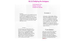 Copy of 03.11 Defying Archetypes