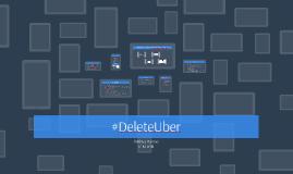 #DeleteUber