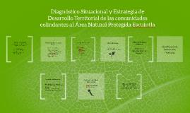 Diagnóstico Situacional y Estrategia de Desarrollo Territori