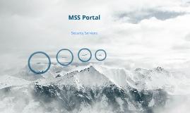 MSS Portal