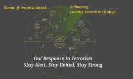 Our Response to Terrorism
