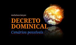 Copy of Decreto dominical