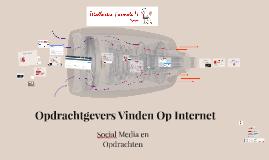Opdrachten Zoeken Op Internet