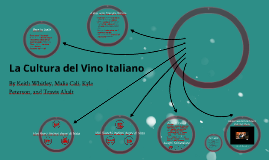 Copy of La Cultura del Vino Italiano