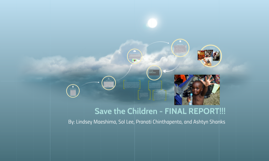 Save the Children - FINAL REPORT!!!