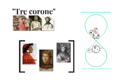 """""""Tre corone"""" DANTE PETRARCA BOCCACCIO"""