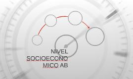NIVEL SOCIOECONOMICO AB
