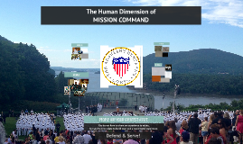 Copy of The Human Dimension