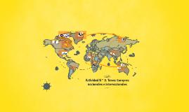 Tarea: Compras nacionales e internacionales