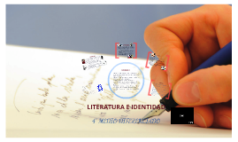 Copy of LITERATURA E IDENTIDAD