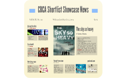 CBCA Shortlist Showcase - 2014