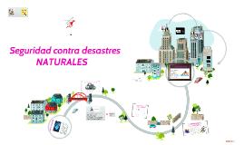 SEGURIDAD CONTRA DESASTRES NATURALES